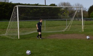 lewis in goal